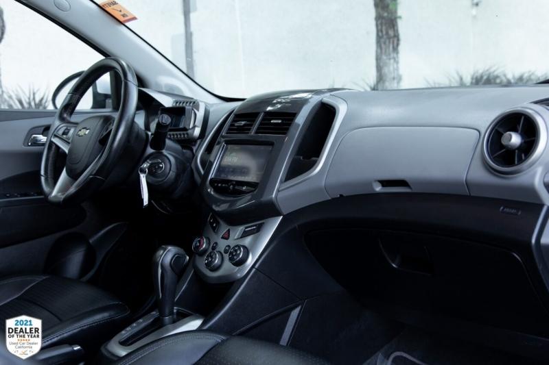 Chevrolet Sonic 2015 price $9,300