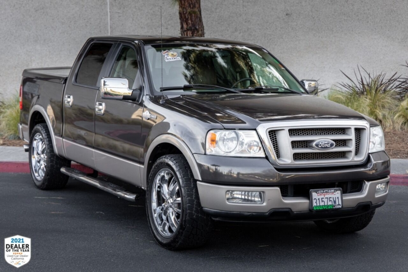 Ford F-150 2005 price $17,900