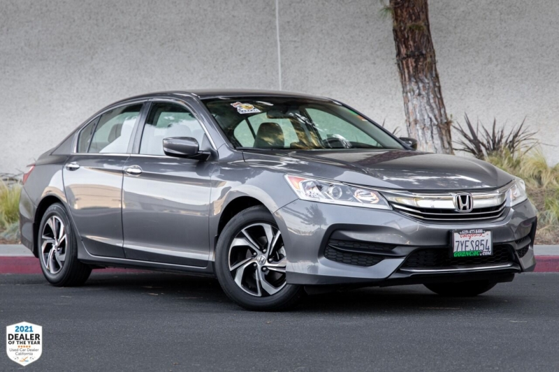 Honda Accord 2017 price $19,700