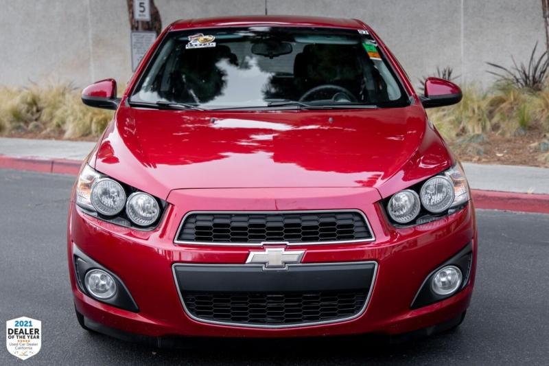 Chevrolet Sonic 2012 price $8,990