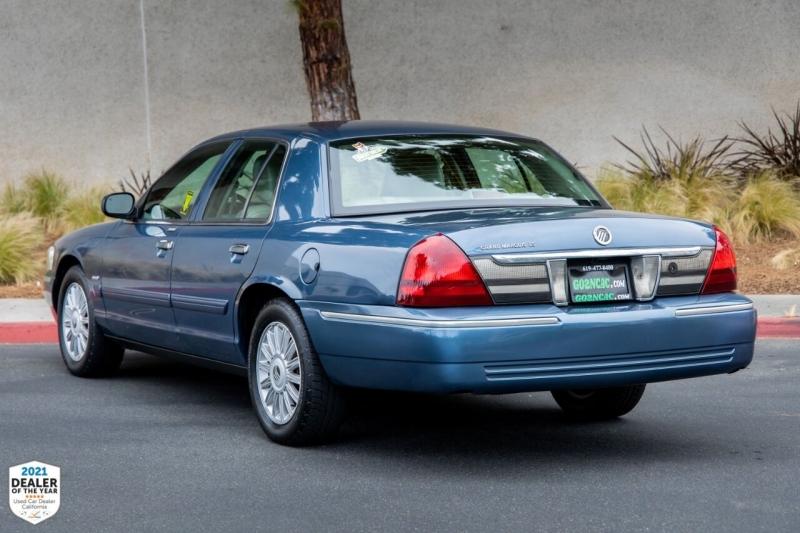 Mercury Grand Marquis 2011 price $12,800