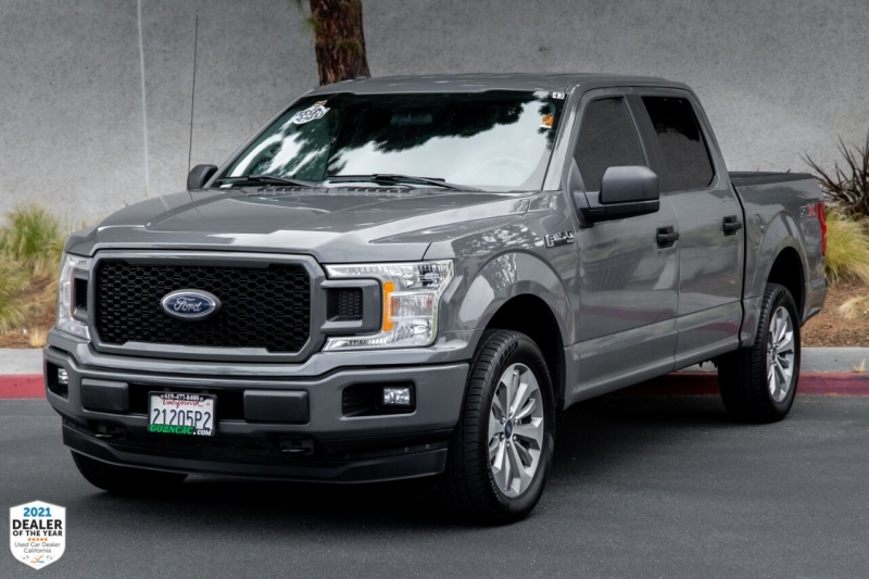 Ford F-150 2018 price $44,900