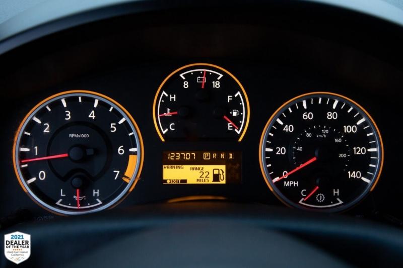 Nissan Titan 2010 price $16,990