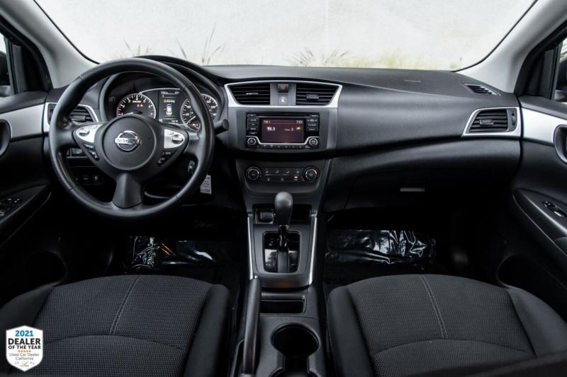 Nissan Sentra 2018 price $15,600