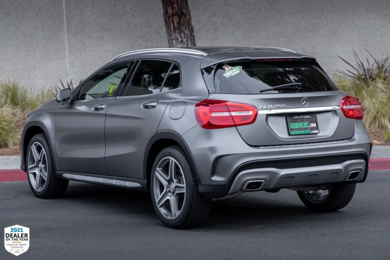 Mercedes-Benz GLA 2016 price $26,900