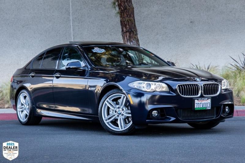BMW 5 Series 2014 price $27,900