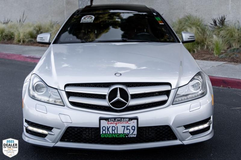 Mercedes-Benz C-Class 2012 price $16,900