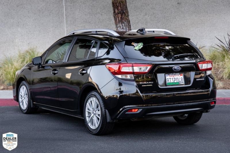 Subaru Impreza 2018 price $22,390