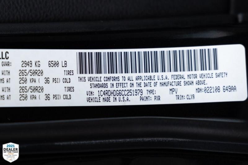Dodge Durango 2012 price $20,800