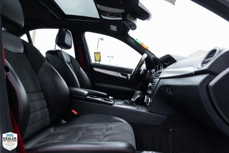Mercedes-Benz C-Class 2014 price $16,800