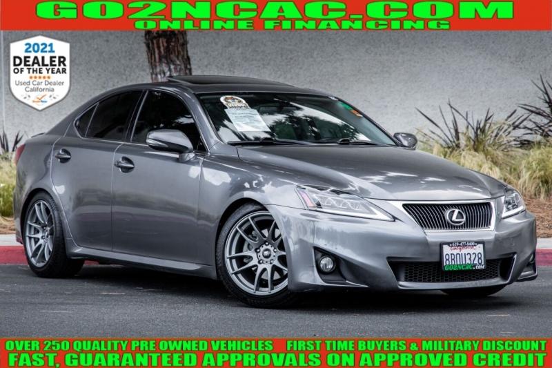 Lexus IS 250 2012 price $16,900