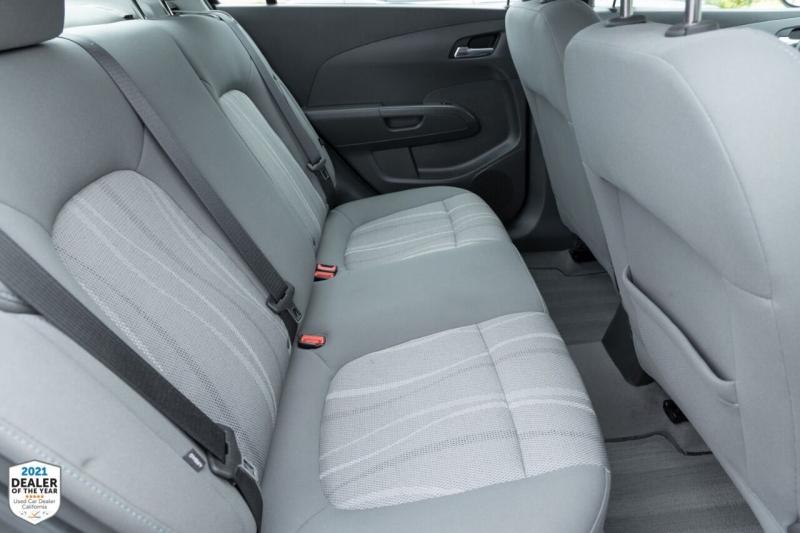 Chevrolet Sonic 2012 price $7,990