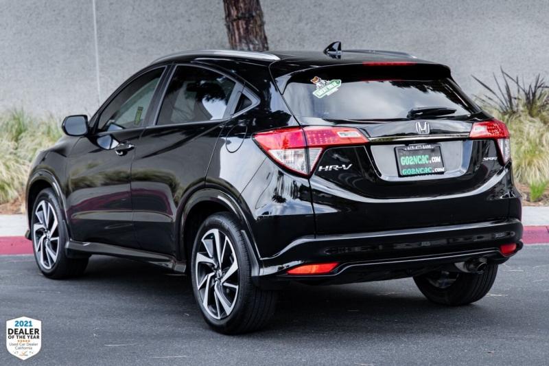 Honda HR-V 2019 price $24,900