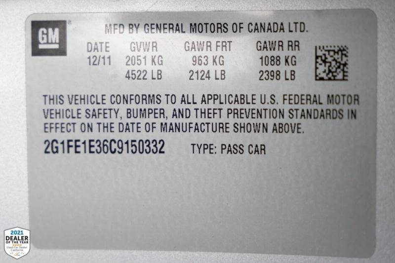 Chevrolet Camaro 2012 price $16,990