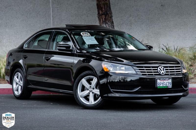 Volkswagen Passat 2013 price $12,700