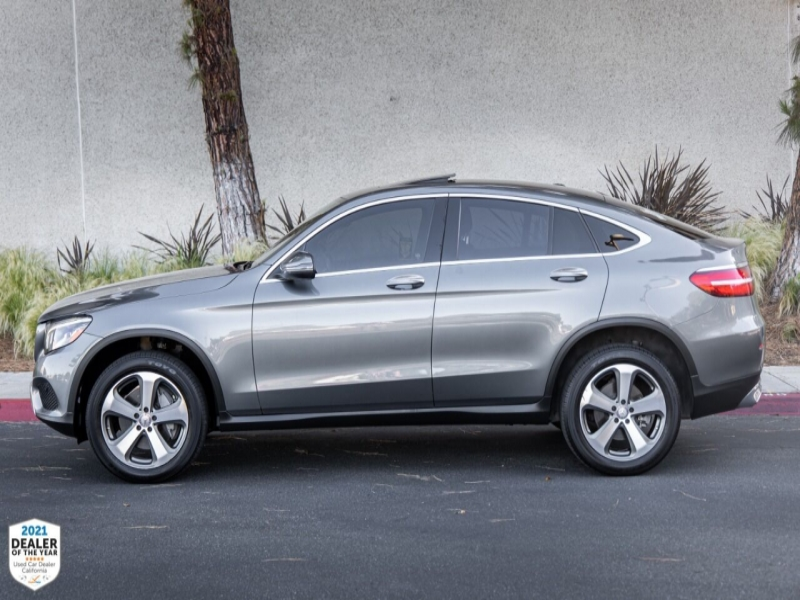 Mercedes-Benz GLC 2018 price $43,900