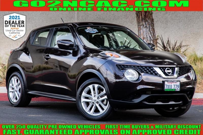 Nissan JUKE 2016 price $16,700