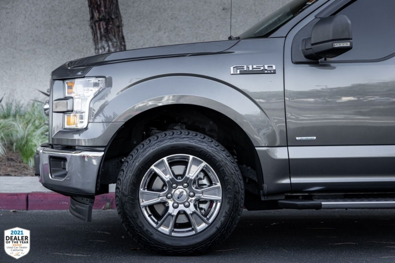 Ford F-150 2017 price $34,700