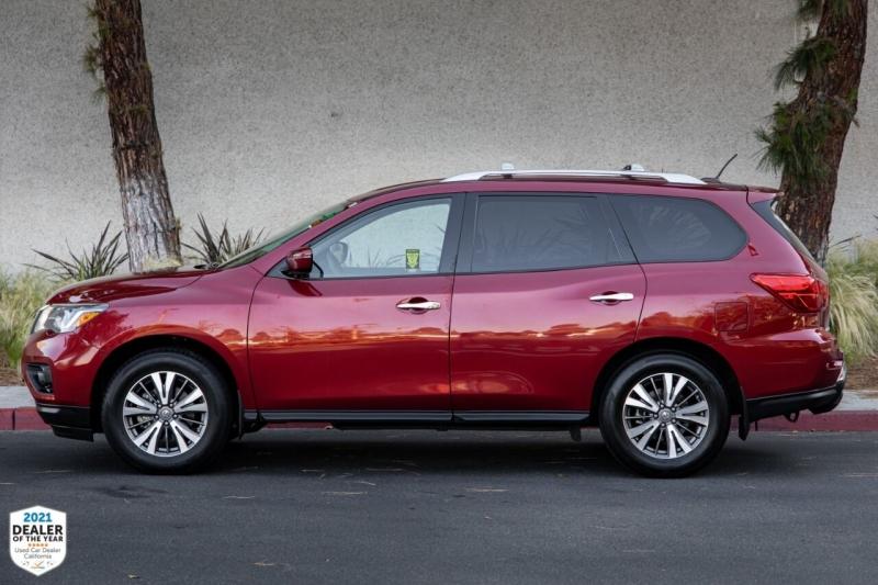 Nissan Pathfinder 2017 price $22,990