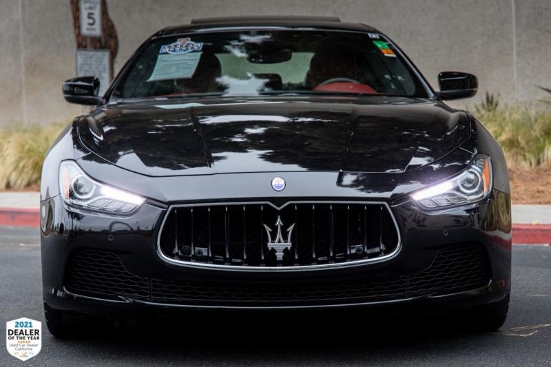 Maserati Ghibli 2017 price $41,497