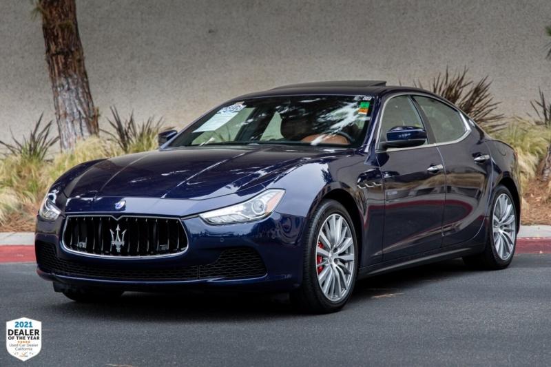 Maserati Ghibli 2017 price $39,990