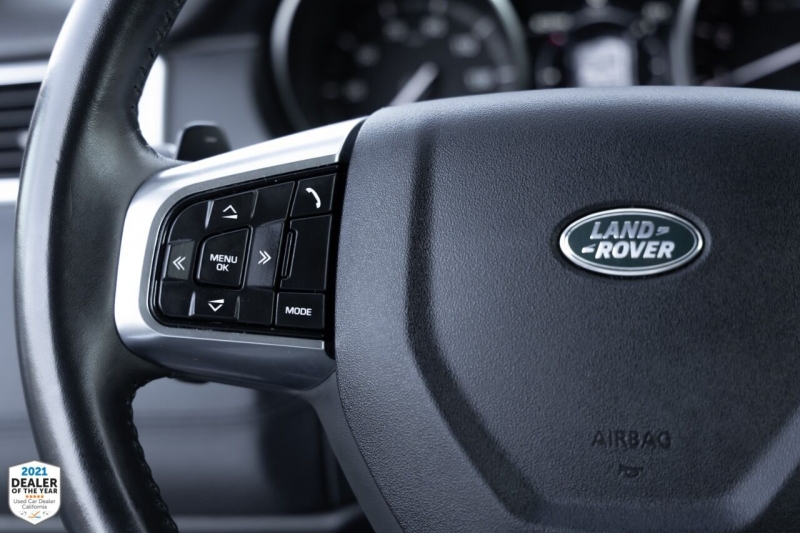 Land Rover Discovery Sport 2017 price $30,600