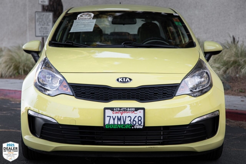 Kia Rio 2016 price $12,800