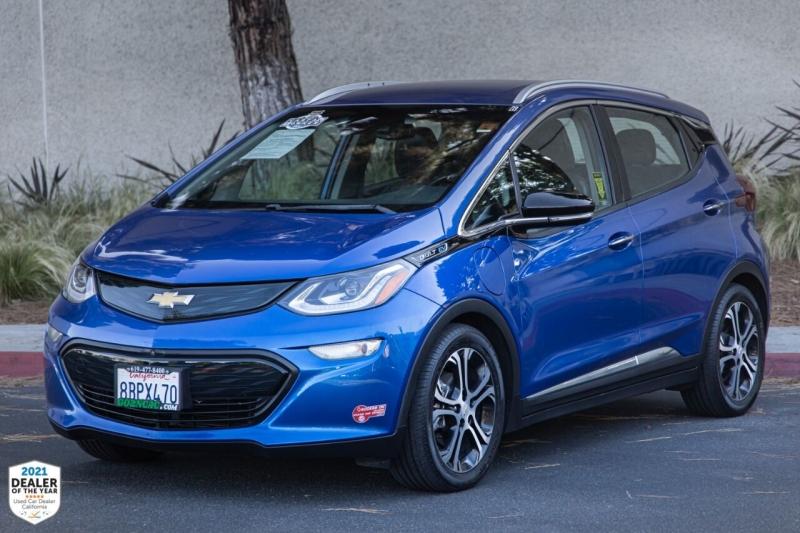 Chevrolet Bolt EV 2017 price $22,697
