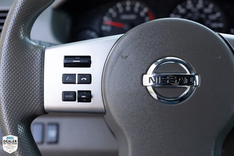 Nissan Frontier 2017 price $25,900