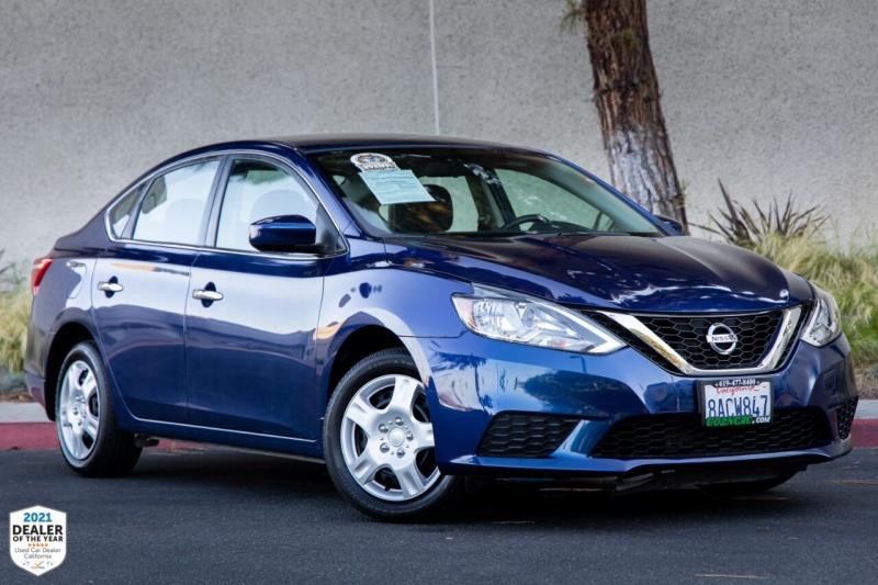 Nissan Sentra 2017 price $14,990