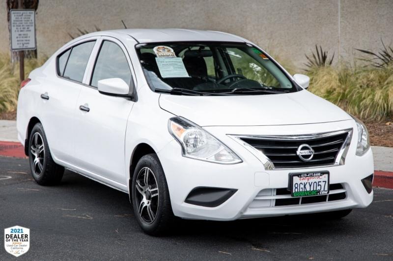 Nissan Versa 2016 price $8,900