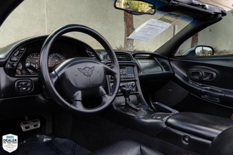 Chevrolet Corvette 2002 price $24,400