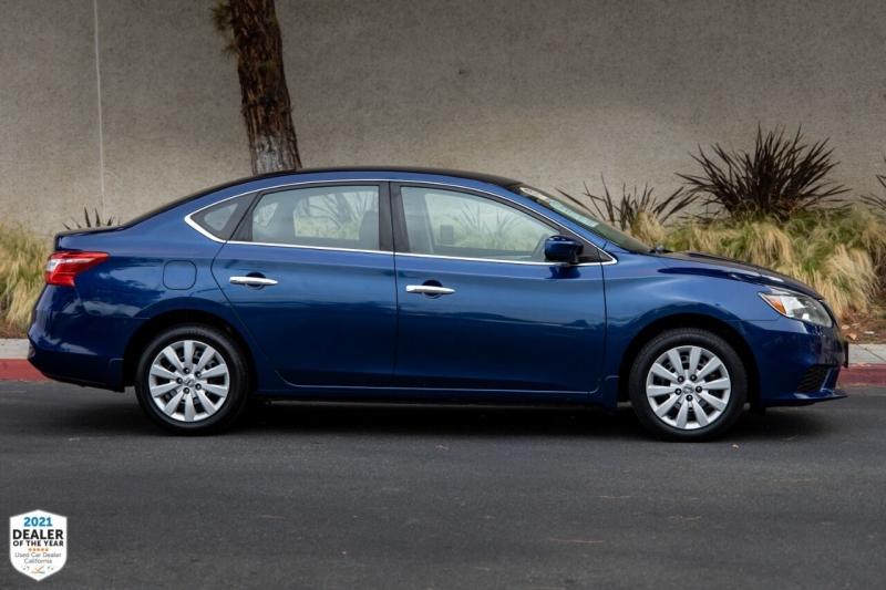 Nissan Sentra 2018 price $13,990
