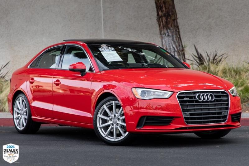 Audi A3 2016 price $22,700