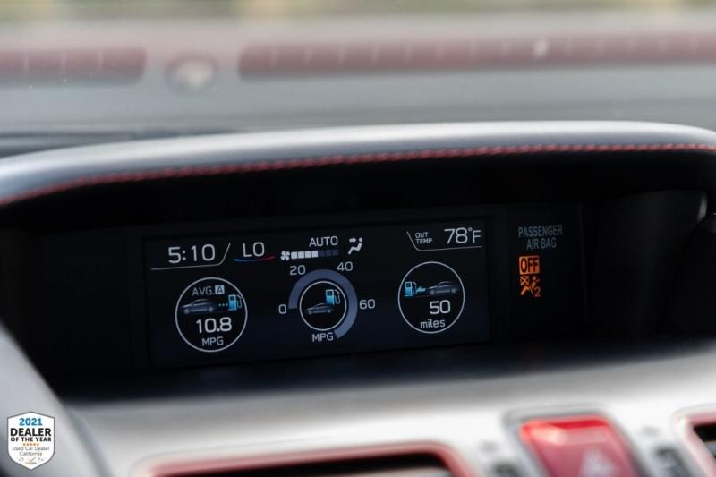 Subaru WRX 2019 price $31,900