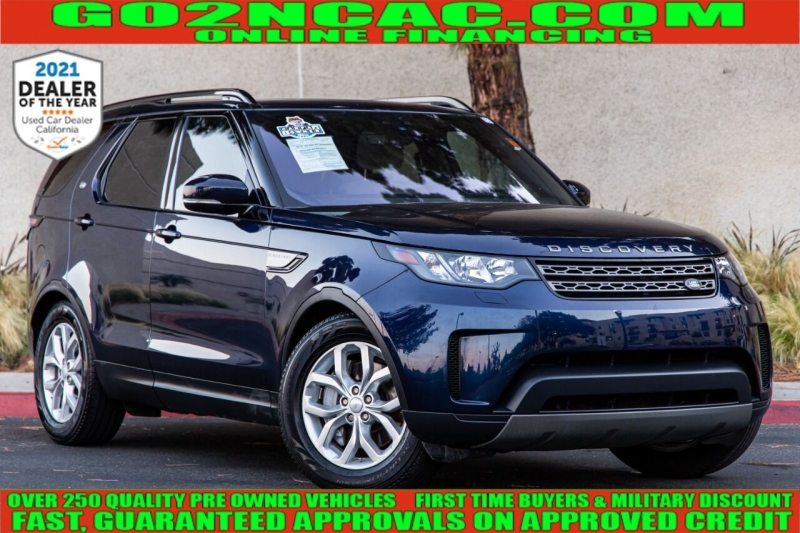 Land Rover Discovery 2018 price $46,900