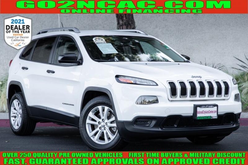 Jeep Cherokee 2015 price $17,700