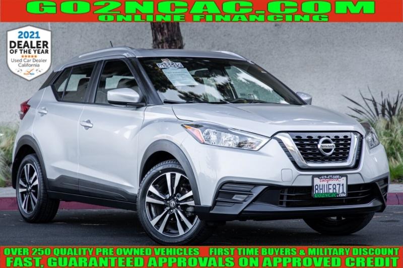 Nissan Kicks 2018 price $16,985