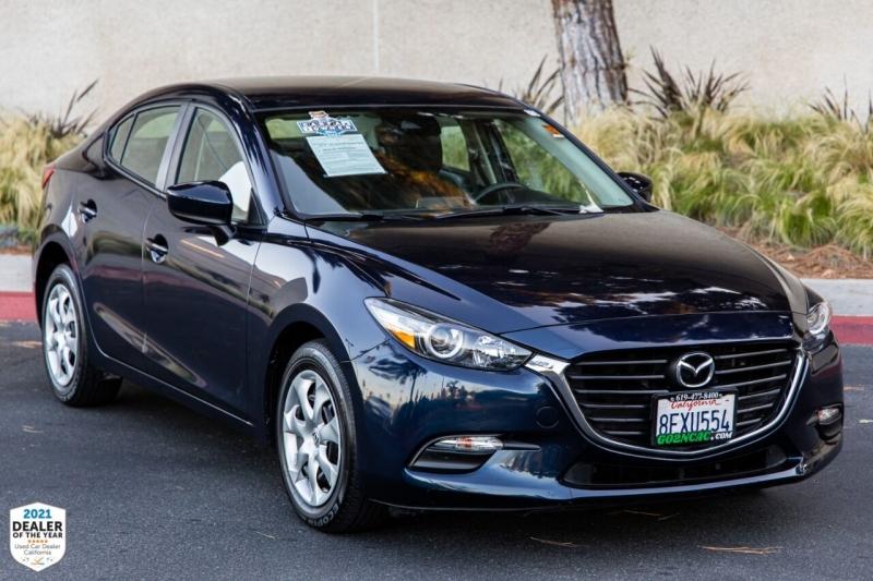 Mazda MAZDA3 2018 price $19,700