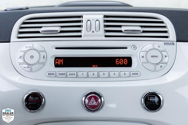 FIAT 500e 2013 price $10,990