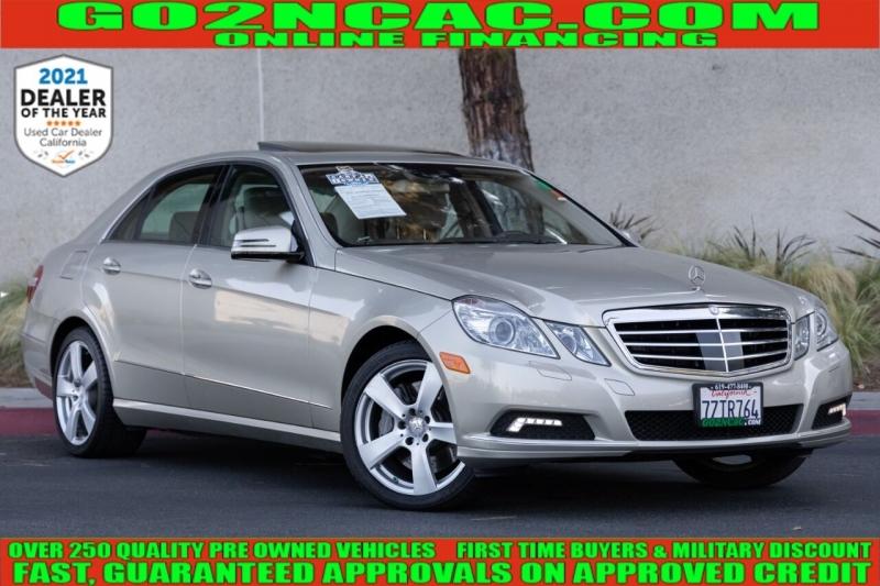 Mercedes-Benz E-Class 2010 price $17,900