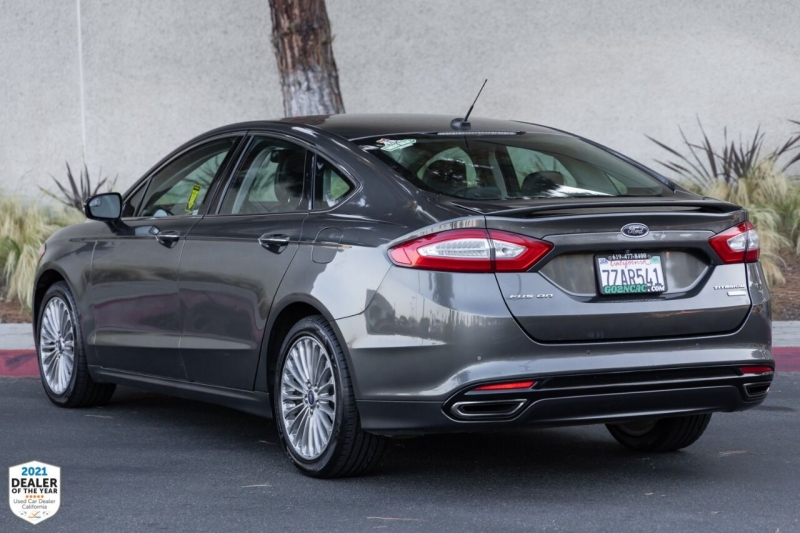 Ford Fusion 2016 price $15,700