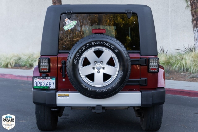 Jeep Wrangler Unlimited 2010 price $21,497