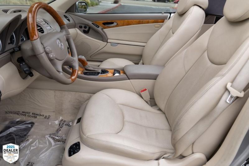 Mercedes-Benz SL-Class 2003 price $22,490
