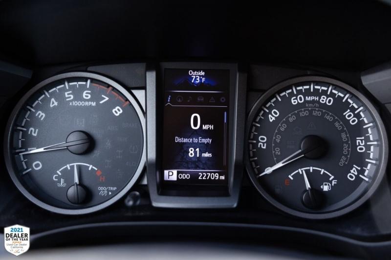 Toyota Tacoma 2018 price $39,700