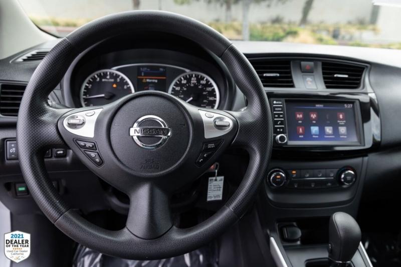 Nissan Sentra 2019 price $16,600