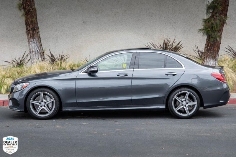 Mercedes-Benz C-Class 2015 price $24,700