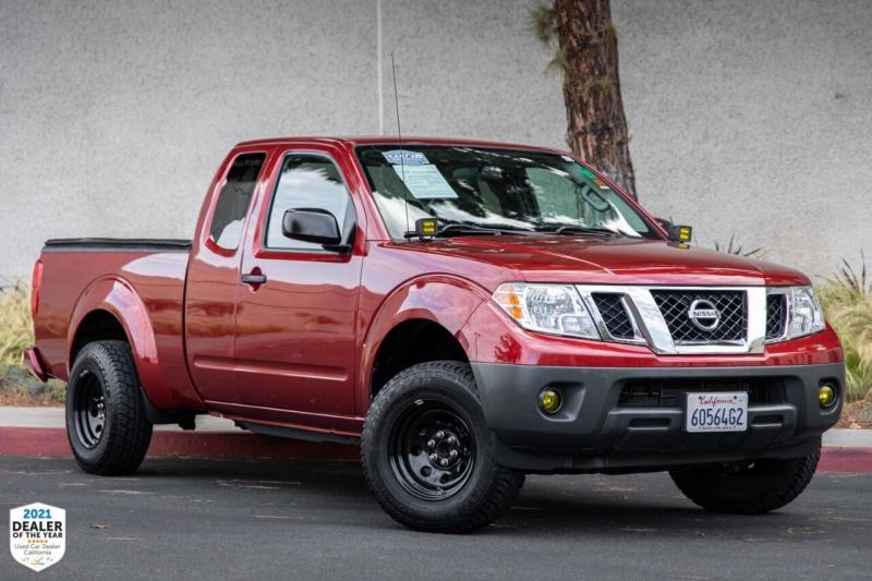 Nissan Frontier 2017 price $20,900