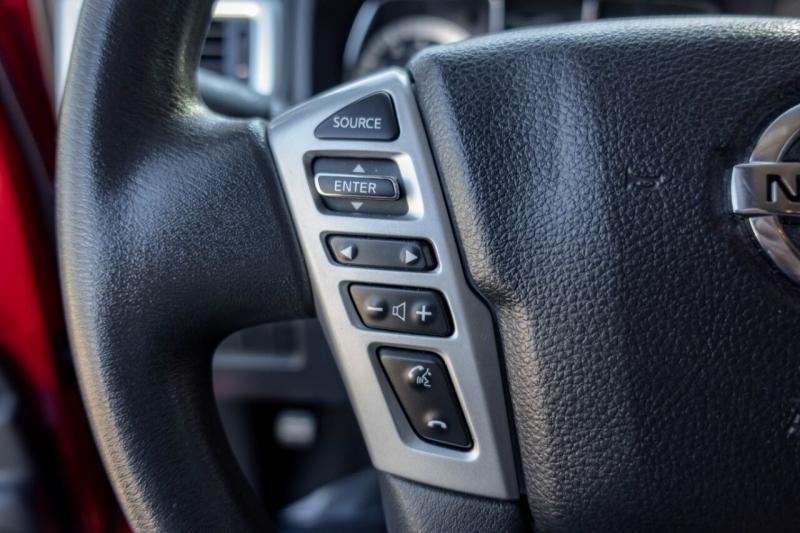 Nissan Titan 2017 price $31,900