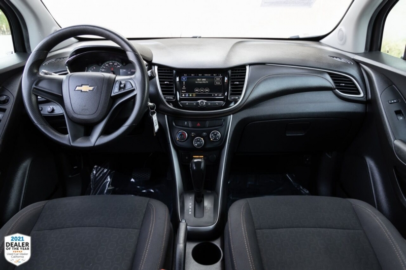 Chevrolet Trax 2019 price $18,700